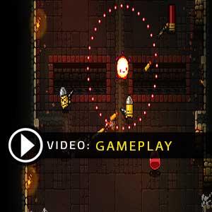 Enter the Gungeon Gameplay Video