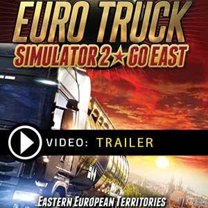 Acquista CD Key Euro Truck Simulator 2 Going East Confronta Prezzi