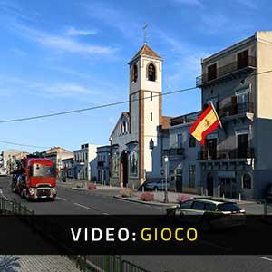 Euro Truck Simulator 2 Iberia Video di gioco