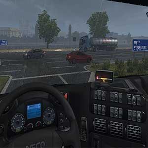 Euro Truck Simulator 2 - Garages