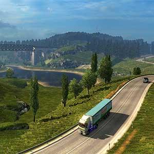 Euro Truck Simulator 2 - Truck Configurator
