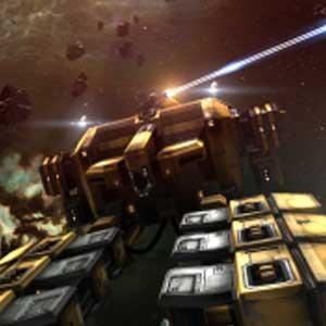 Eve Online Colonizzato