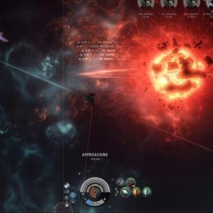 Eve Online Esplosione