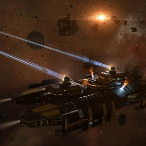 Eve Online Astronave