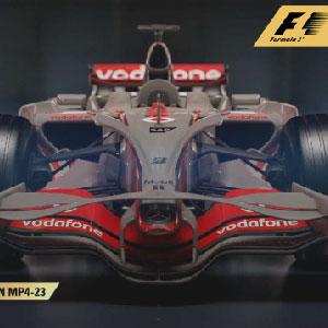 F1 2017 - McLAREN MP4-23