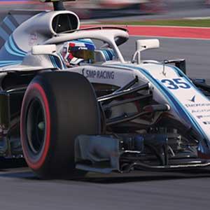 simulazione auto F1 più accurata