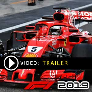 Acquistare F1 2019 CD Key Confrontare Prezzi