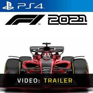 F1 2021 PS4 Video Trailer