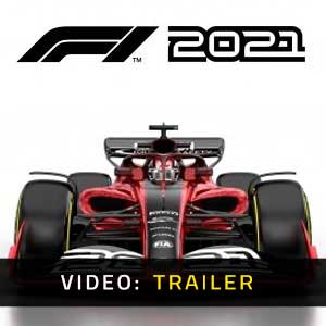 F1 2021 Video Trailer