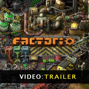 Factorio Video Trailer