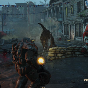 Fallout 4 Xbox One - Character