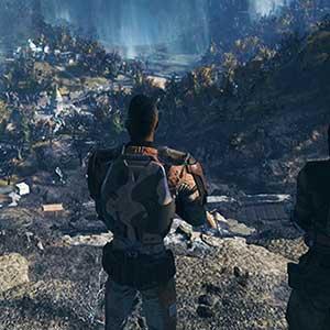 Fallout 76 caratteri