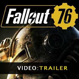Video del rimorchio Fallout 76
