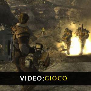 Fallout New Vegas Video di gioco
