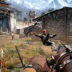 Far Cry 4 Battaglia