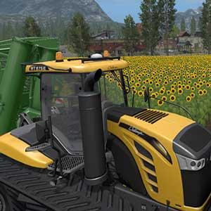 Farming Simulator 17 MT700E Trattore da campo Viper