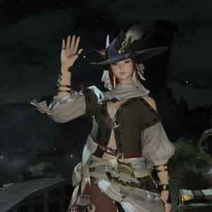 Final Fantasy 14 A Realm Reborn - Personaggio