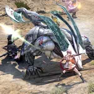 Final Fantasy 14 A Realm Reborn - Battaglia