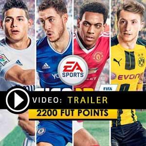 Acquista CD Key FIFA 17 2200 FUT Punti Confronta Prezzi