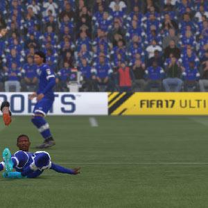 Azione fedele alla vita in FIFA 17