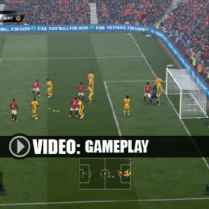 FIFA 17 Video del Gameplay