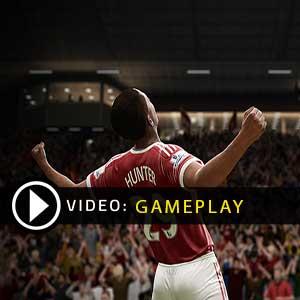 FIFA 17 Video del Gameplay