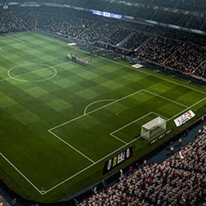 Atmosfere immersive allo stadio