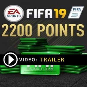 Acquistare FIFA 19 2200 FUT Punti CD Key Confrontare Prezzi