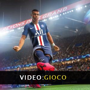 FIFA 21 Video di gioco