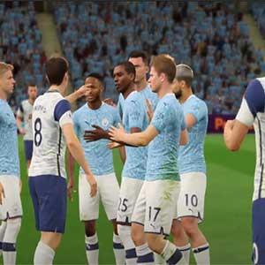 Cerimonia della bandiera FIFA 21