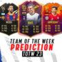 FIFA 21 | TOTW 23 | Previsioni – Marzo 2021