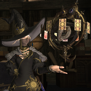 Final Fantasy 14 Heavensward - Magia