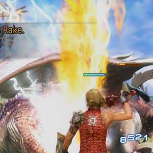 Shield Wyrm A prepara Rake
