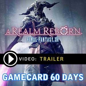 Acquista Gamecard Code Final Fantasy 14 60 Giorni Confronta Prezzi