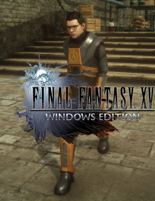 Vesti come Gordon Freeman con il suo iconico piede di porco in Final Fantasy 15 Windows Edition
