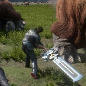 Fantasy 15 PS4 Fauna selvatica ostile
