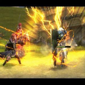 Fire Emblem Awakening Nintendo 3DS Combattimento