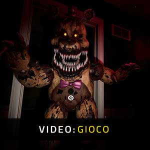 Five Nights at Freddy's VR Help Wanted Video del gioco