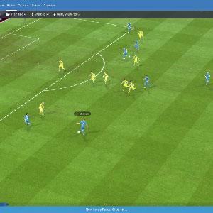 Football Manager 2017 Un'immagine di un manager avatar