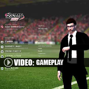 Football Manager 2017 Gameplay Video