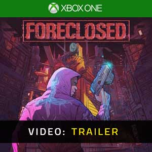 FORECLOSED Xbox One Video Trailer