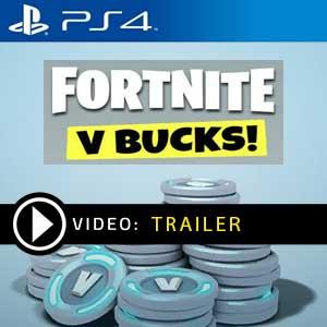 Acquistare Fortnite V-Bucks PS4 Confrontare Prezzi