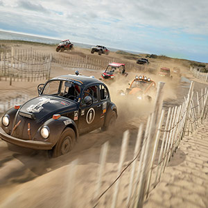 Forza Horizon 4 Sabbia