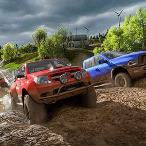Forza Horizon 4 Fango
