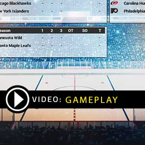 Franchise Hockey Manager 5 Gameplay Video