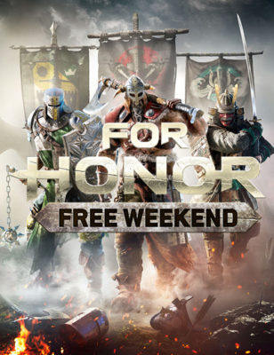 Prova gratuita di For Honor – Questo Weekend!