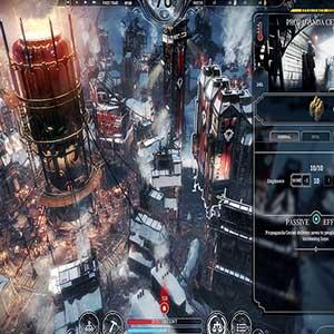 Frostpunk: Torre del generatore di calore