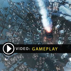 Frostpunk Gameplay Video