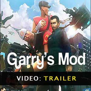 Il video del trailer di Garry