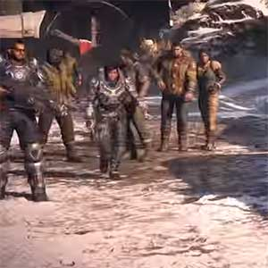 Gears of War 5 Confronto